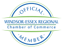 Official Member of the Windsor-Essex Regional Chamber of Commerce